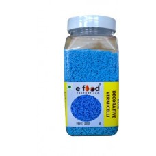 Blue Decorative Vermecelli Sprinkles (100 g, Chocolate)