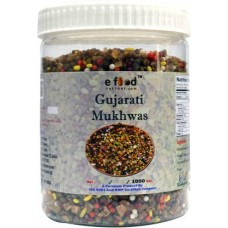 Gujarati Mukhwas (500 Gm) In Pet Jar Fennel Mouth Freshener (500 g)