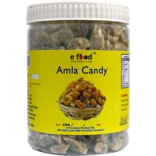 Candy Of Amla 250 In Pet Jar Amla Sour Candy (250 g)