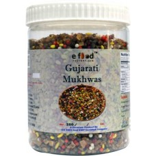 Gujarati Mukhwas (250 Gm) In Pet Jar Mukhwas Mouth Freshener (250 g)