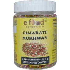 Gujarati Mukhwas 250 In Pet Jar Mukhwas Mouth Freshener (250 g)