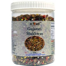 Gujarati Mukhwas 500 In Pet Jar mukhwas Mouth Freshener (500 g)