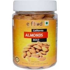 Almonds Bold 250 In Pet Jar Almonds (250 g)