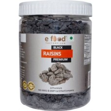 Black Kishmish (Raisins) Premium 250 In Pet Jar Raisins (250 g)