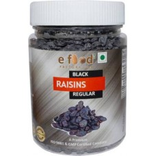 Black Kishmish (Raisins) Regular 250 In Pet Jar Raisins (250 g)