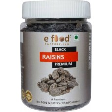 Black Kishmish (Raisins) Premium 500 In Pet Jar Raisins (500 g)